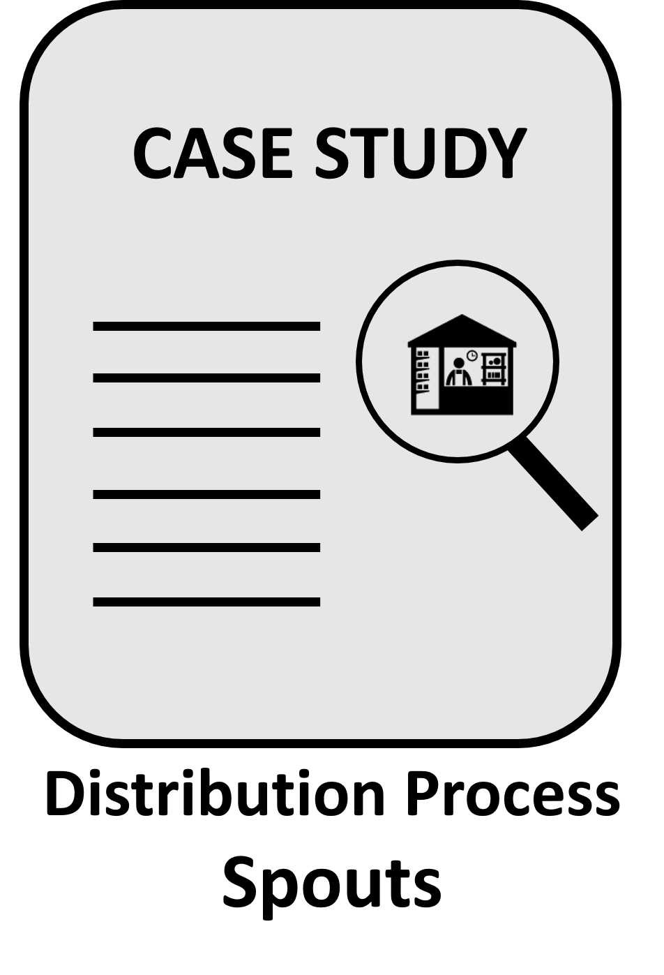 Distribution process spouts case study