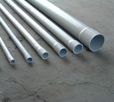 PVC Pipes, light weight still powerful. Source: AHMED (n.y.)
