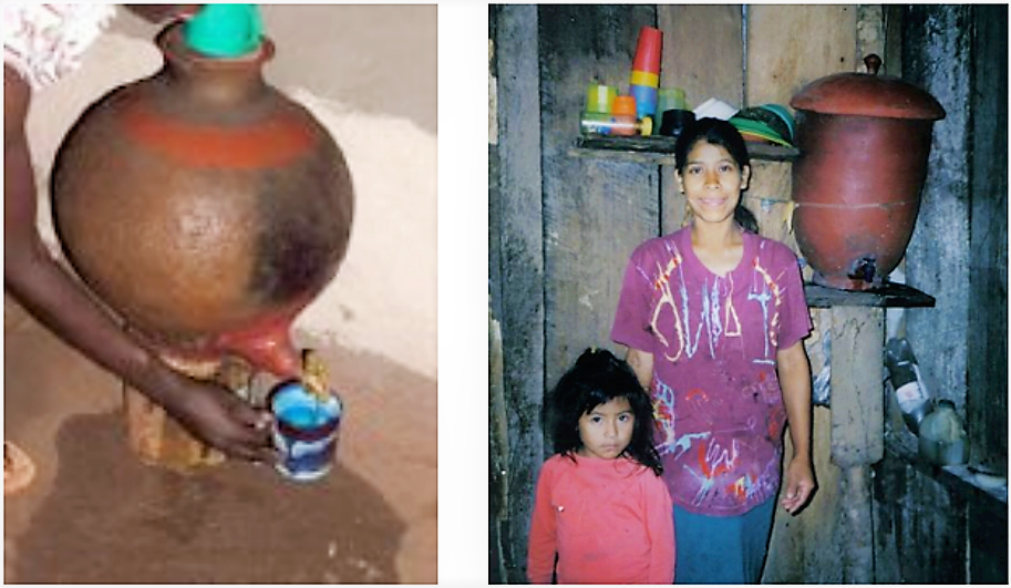 Modified Clay Pots. Source: CDC and U.S. AID (2009)