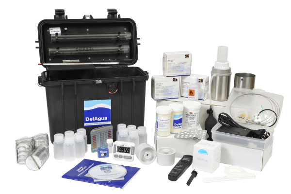 DELAGUA Water Quality Testing Kit