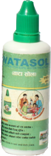 WATASOL bottle Source: ECCA (2016)