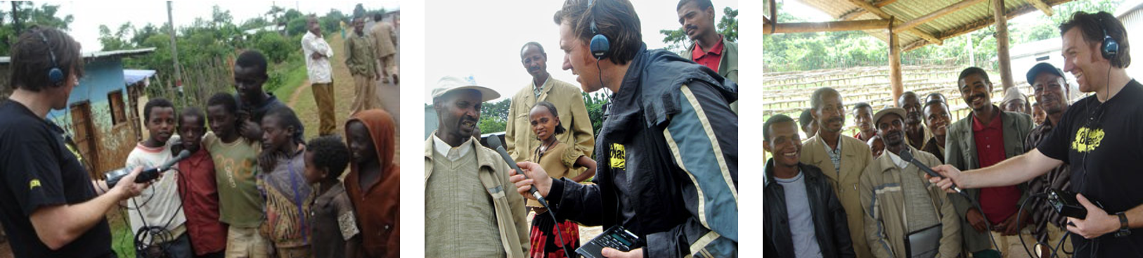Radio is a medium that allows for almost anybody's participation. Source: RADIO FOR DEVELOPMENT (2010)
