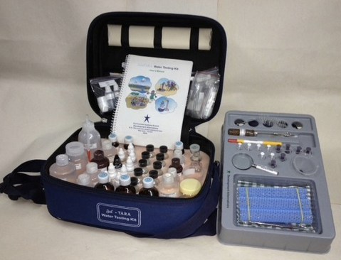 Water Quality Testing Kit