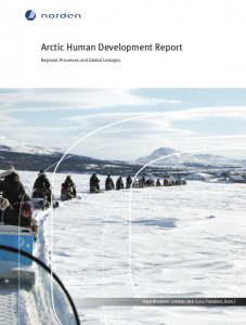 Arctic Human Development Report
