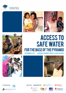 hystra 2011 access to safe water