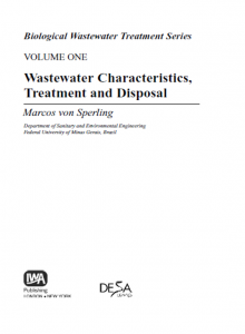 Wastewater Characteristics, Treatment and Disposal: Biological Wastewater Treatment Series Volume 1