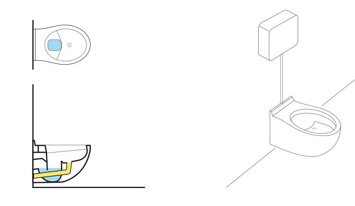 Urine-Diverting Flush Toilet (UDFT) | SSWM - Find tools for ...