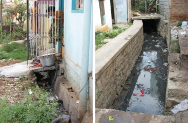 diseases caused by improper drainage system