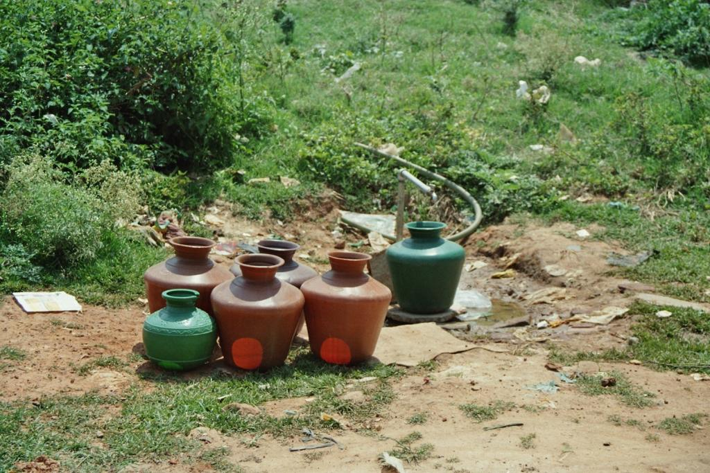 thesis on water supply system