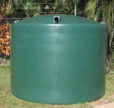 A 6000-litre water tank. Source: PRACTICAL PLASTICS (n.y.)
