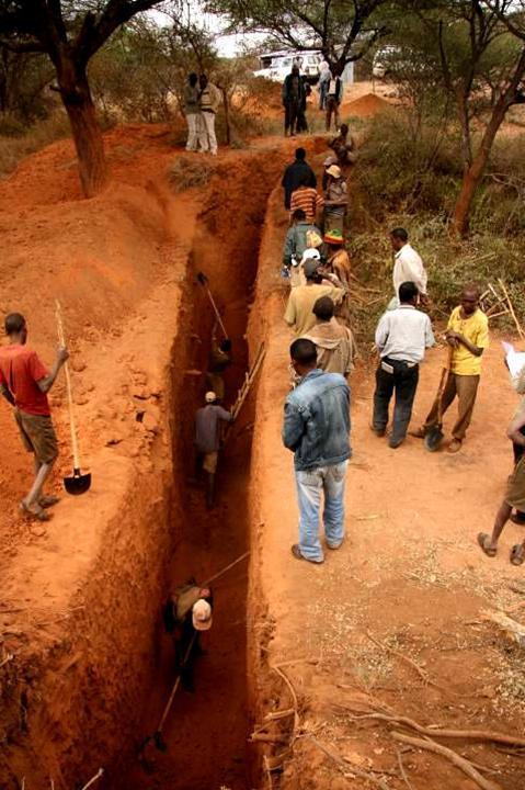 Sand Dams And Subsurface Dams Sswm