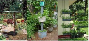 Vertical Gardens Sswm Find Tools For Sustainable Sanitation And