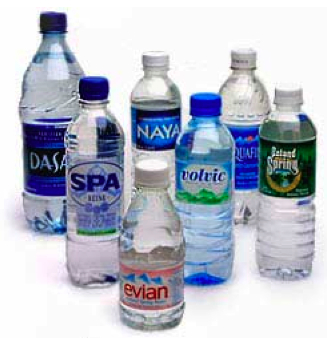 Types of bottled water bing images for All types of water
