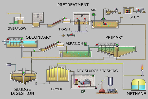 hydrothermal processing of municipal solid waste environmental sciences essay Pollutants and disposal of municipal solid waste (msw)  89 of which were waste-to-energy facilities, with a process  food packaging anad its environmental.