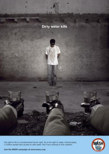 dirty water kills