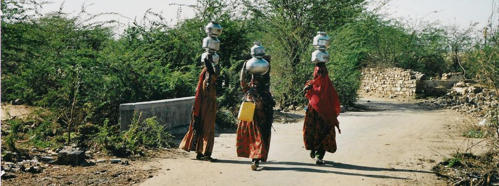 conradin 2005 women india water